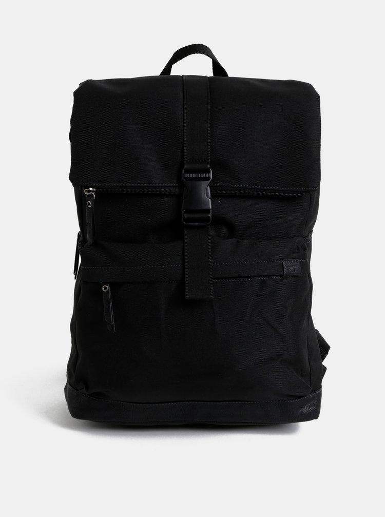 Černý batoh Tom Tailor Simon