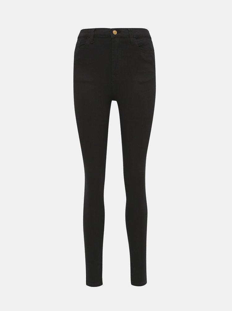 Černé skinny fit džíny Jacqueline de Yong Jona