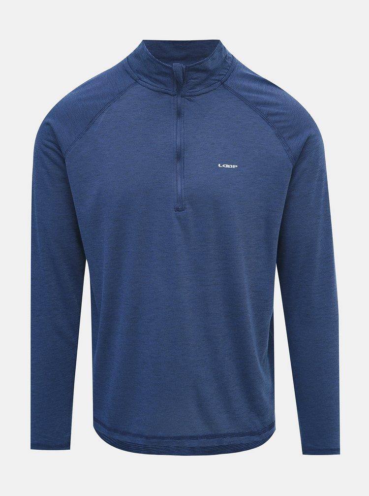 Modré pánske termo tričko LOAP Petric