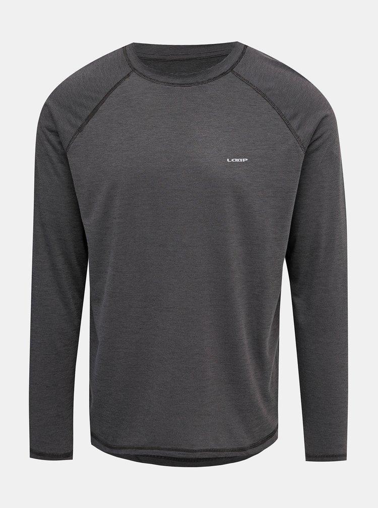 Šedé pánské termo tričko LOAP Penty