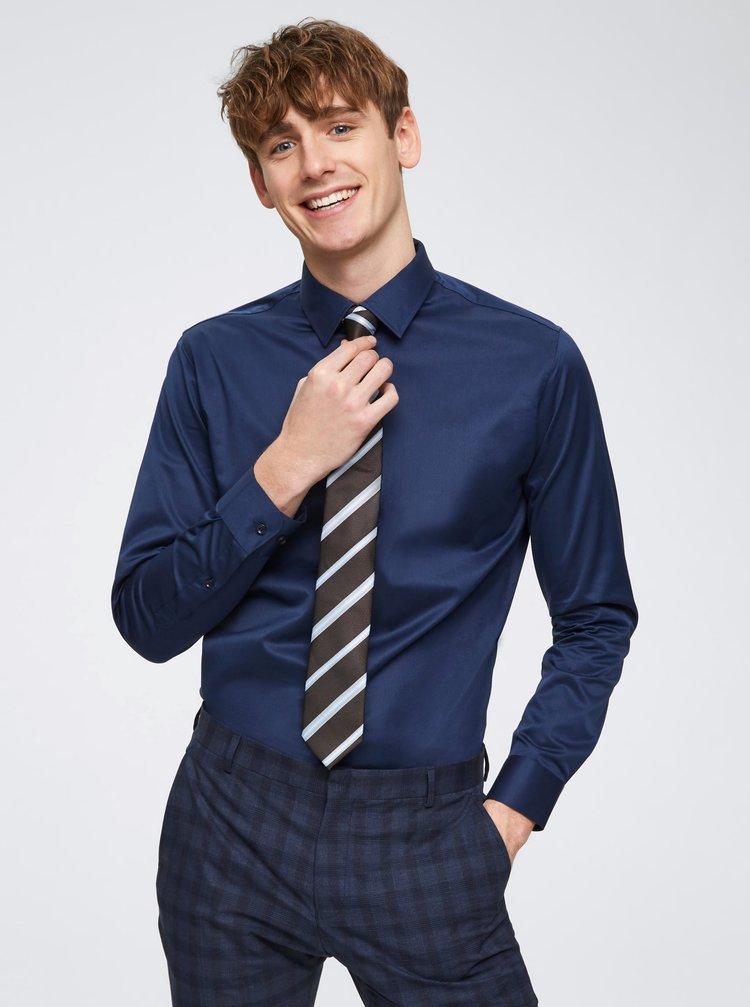 Camasa formala albastru iinchis slim fit Selected Homme Pen-Pelle