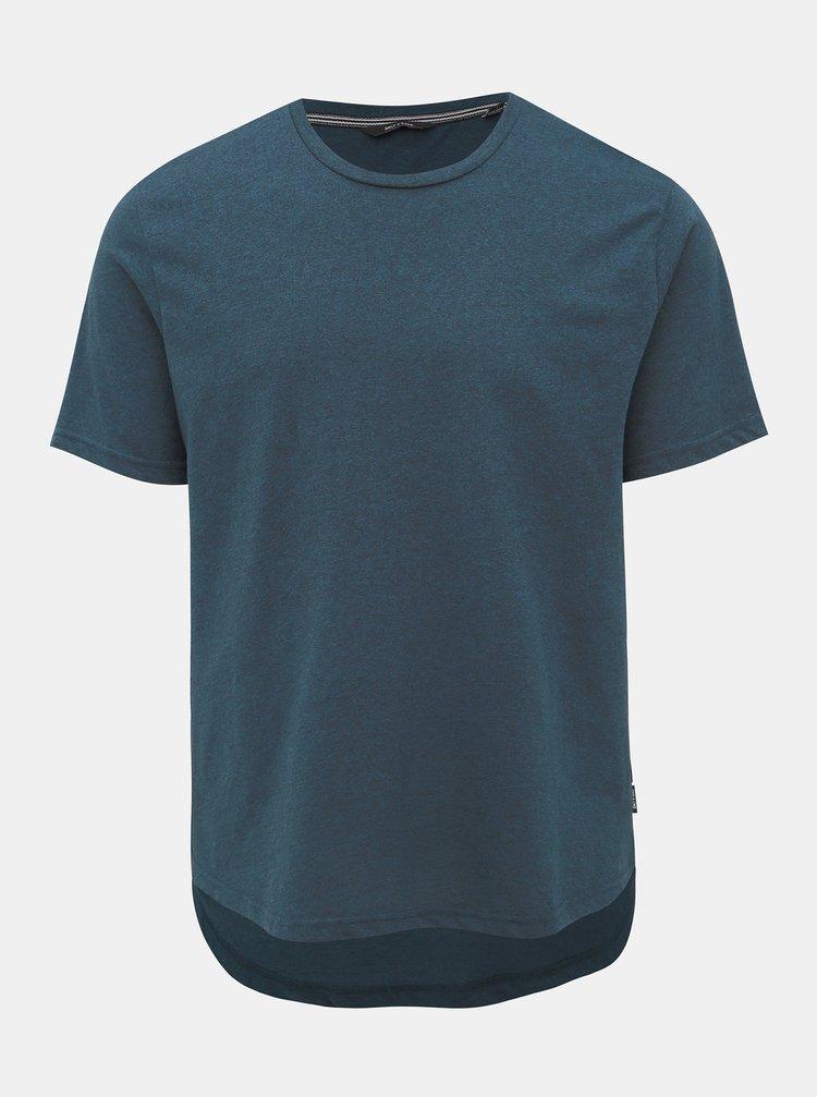 Tmavě modré basic tričko ONLY & SONS Martin