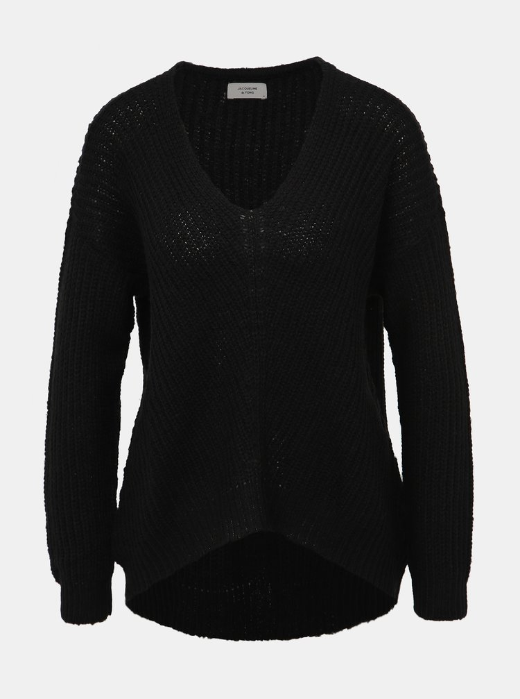 Černý svetr Jacqueline de Yong Megan
