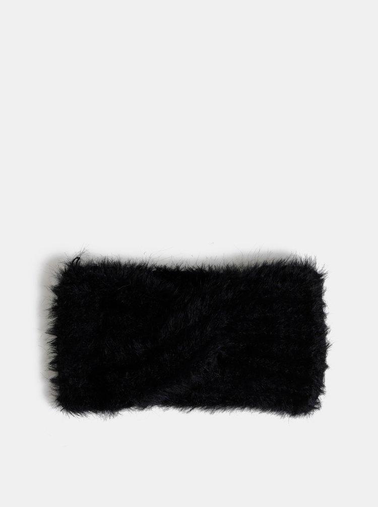 Čierna dámska čelenka Haily´s Bali