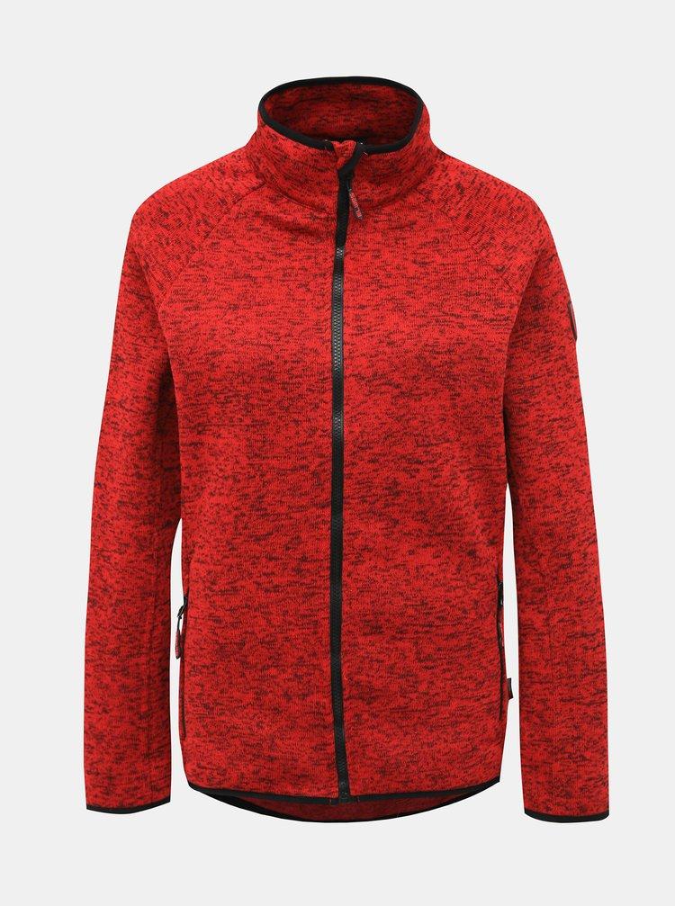 Jachete si tricouri pentru femei SAM 73 - rosu