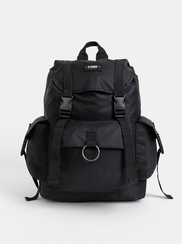 Černý batoh ONLY & SONS Bas