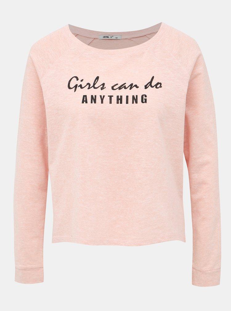 Rúžové dámske tričko Haily´s Vina