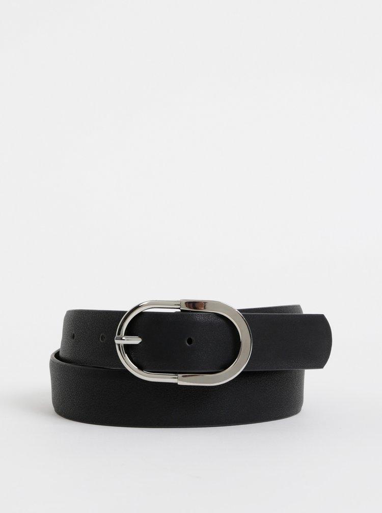 Čierny opasok Pieces Ida