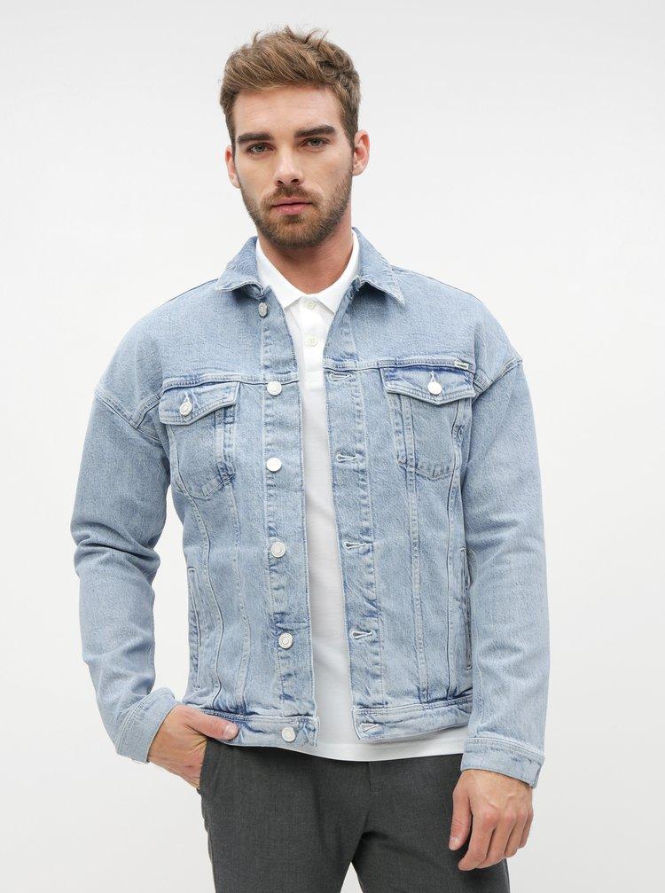 Modrá rifľová bunda Jack & Jones Jean