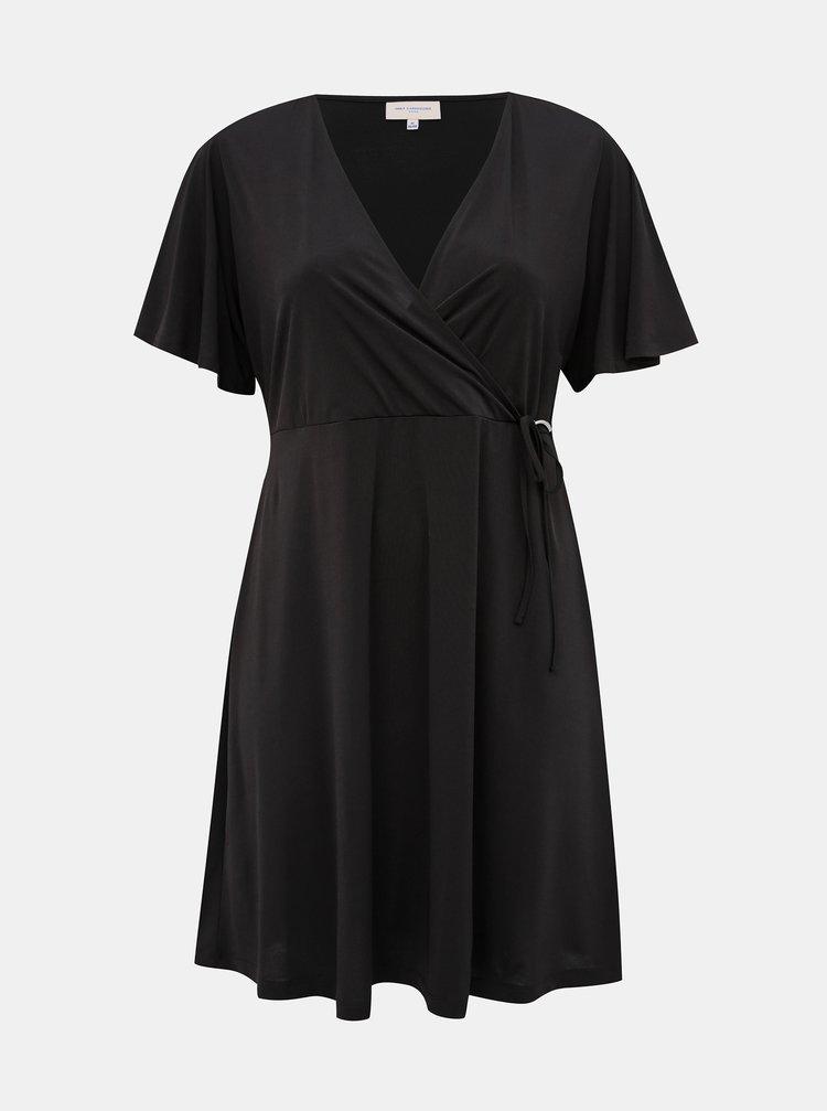 Černé šaty ONLY CARMAKOMA Sue