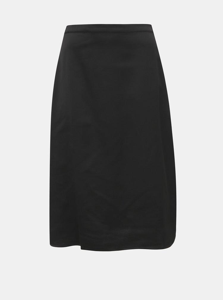 Čierna sukňa VILA True