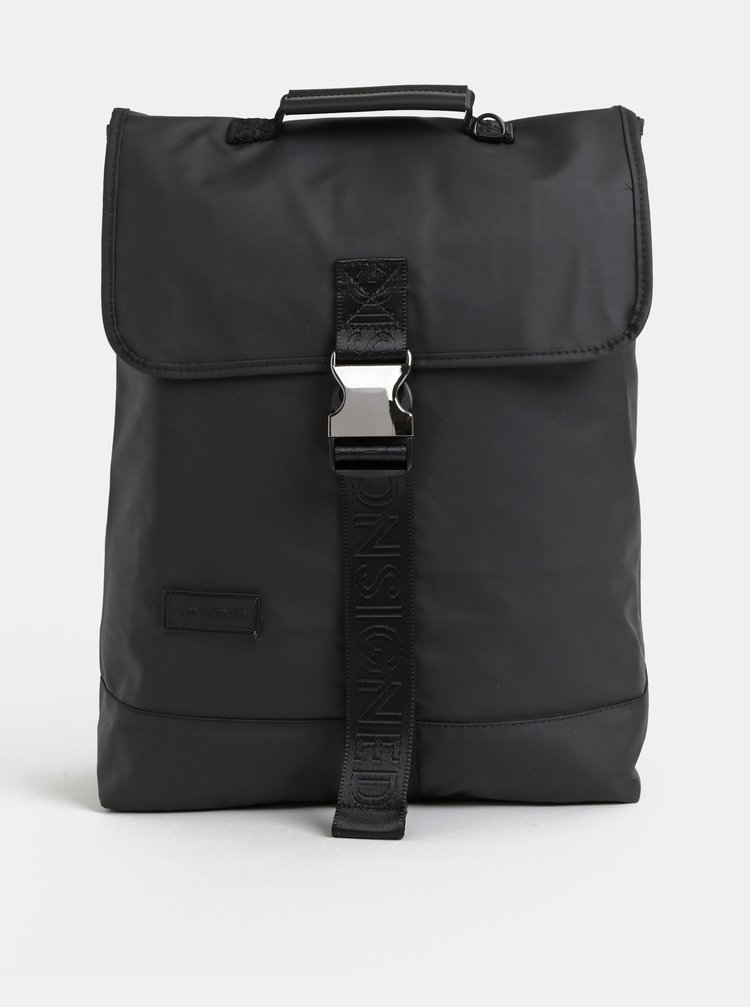 Černý batoh Consigned Vance