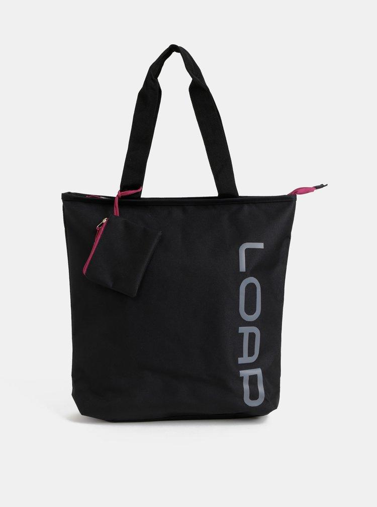 Černá dámská taška s odnímatelným pouzdrem LOAP Falnie