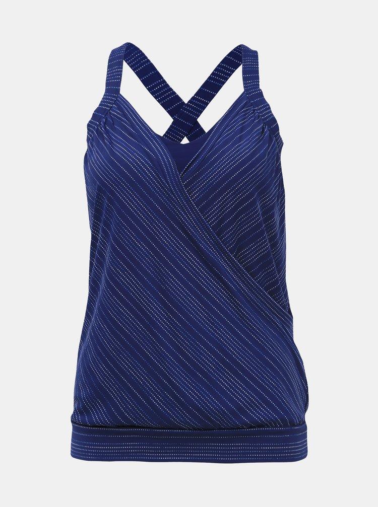 Topuri si tricouri pentru femei prAna - albastru