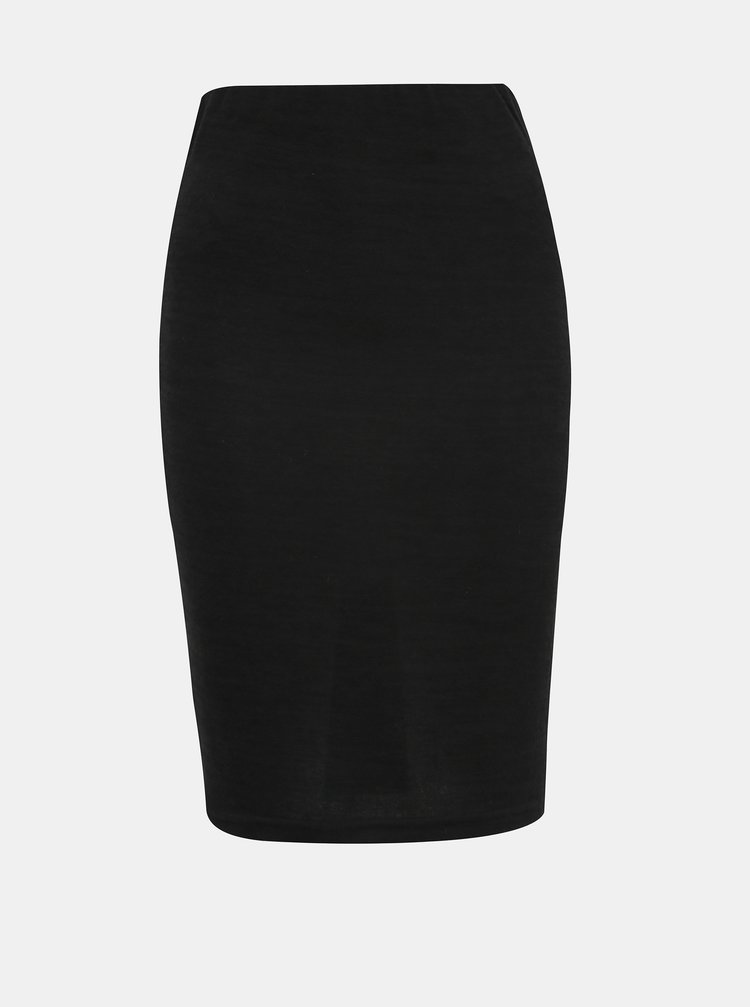 Černá pouzdrová sukně Haily´s Jenna