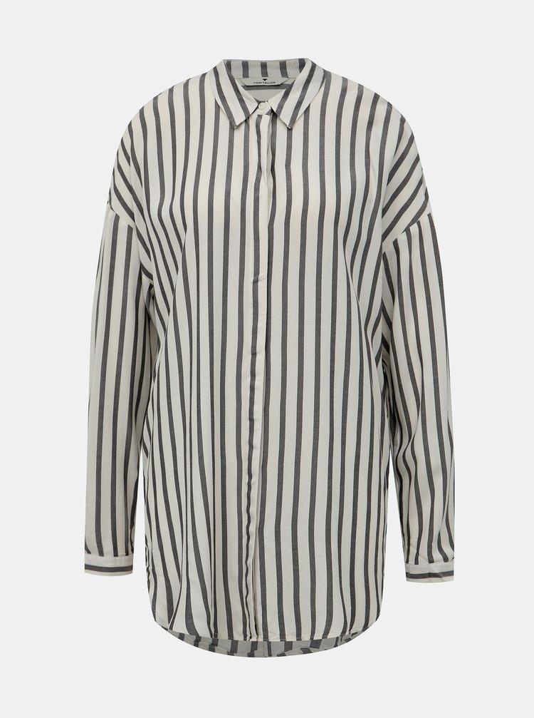 Camasi pentru femei Tom Tailor - alb