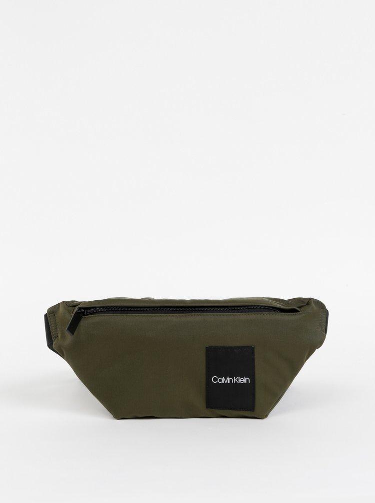 Khaki ledvinka Calvin Klein Jeans