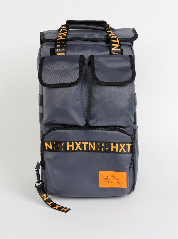 Šedý batoh HXTN Supply Utility Traveller