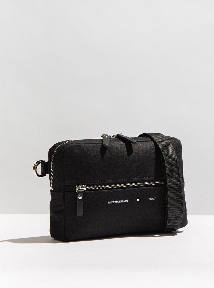 Čierna ľadvinka Alexmonhart x ZOOT
