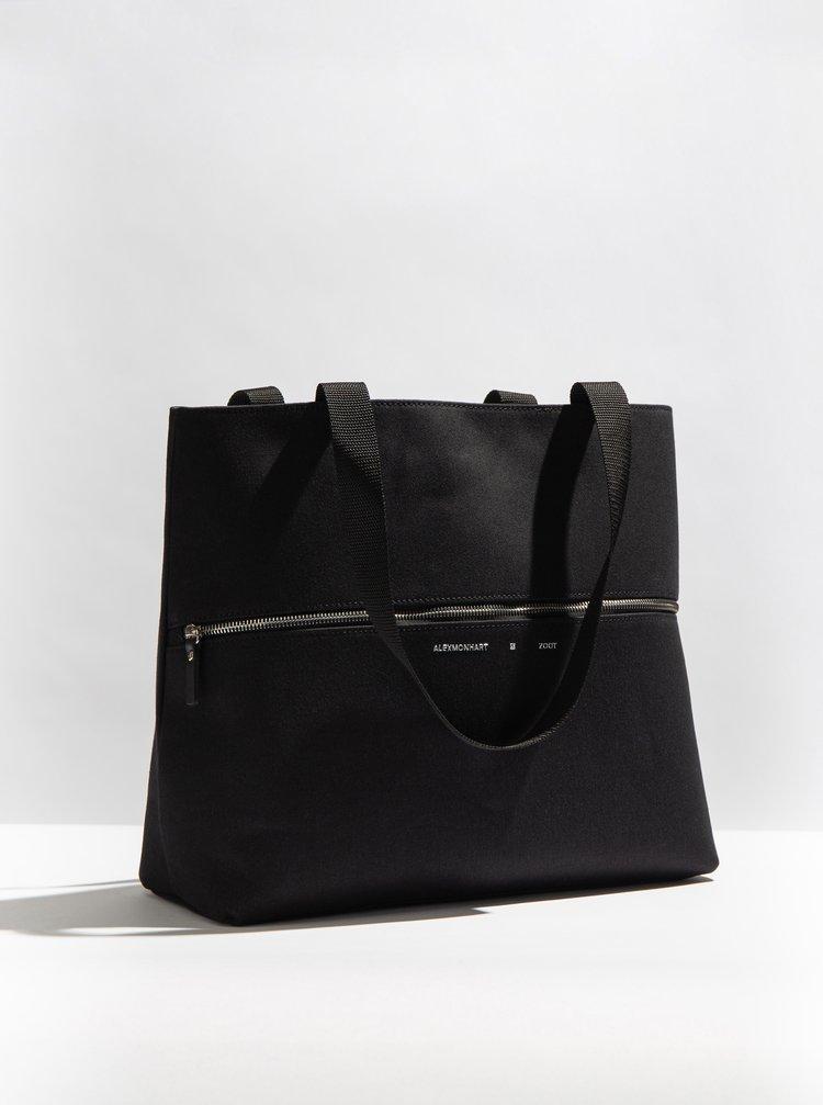 Čierna taška Alexmonhart x ZOOT