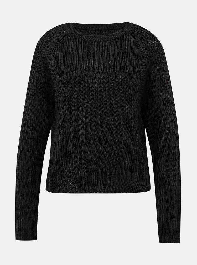 Černý basic svetr ONLY Bree