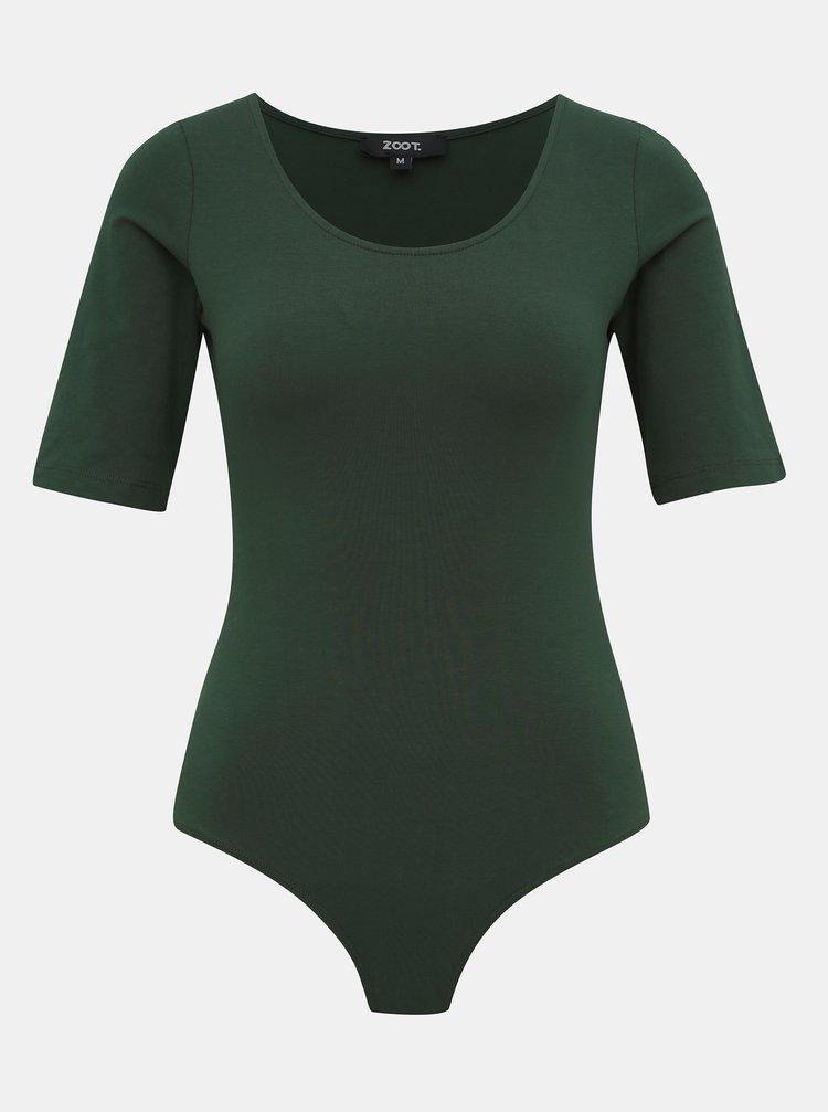 Topuri si tricouri pentru femei ZOOT - verde inchis
