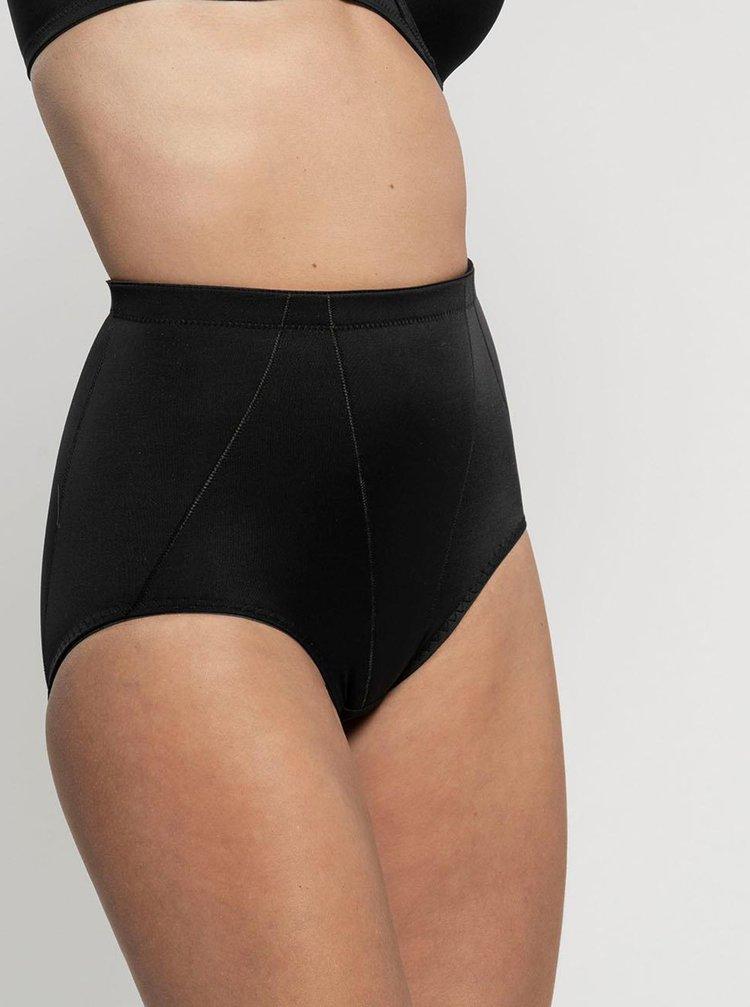Černé stahovací kalhotky Dorina Janet