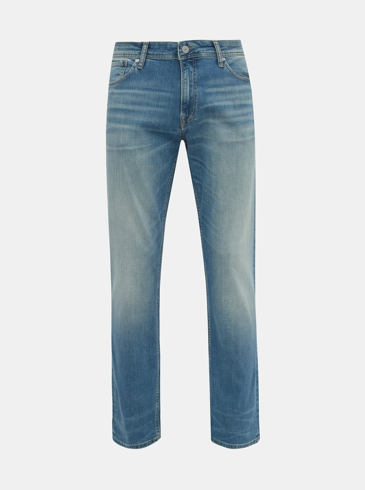 Světle modré regular fit džíny Jack & Jones Clark