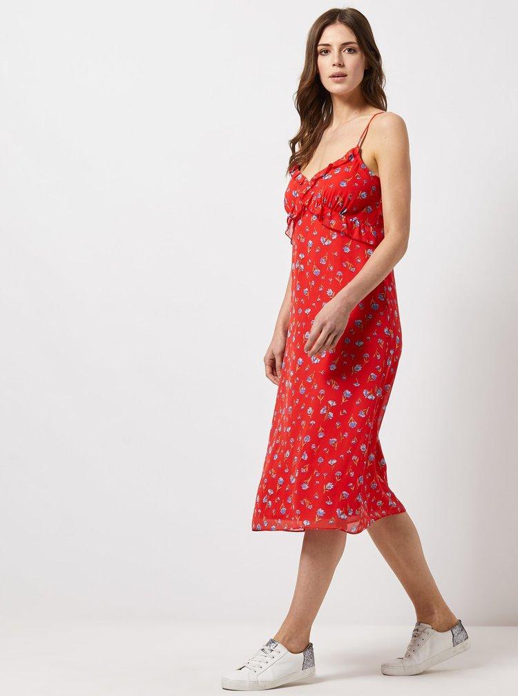 Marimi curvy pentru femei Dorothy Perkins - rosu