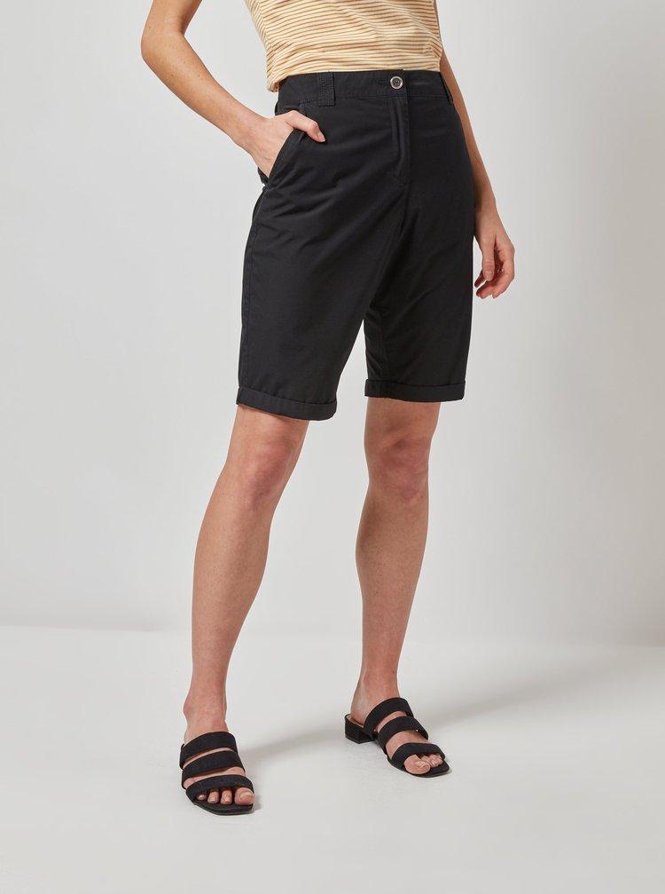 Pantaloni scurti negri Dorothy Perkins