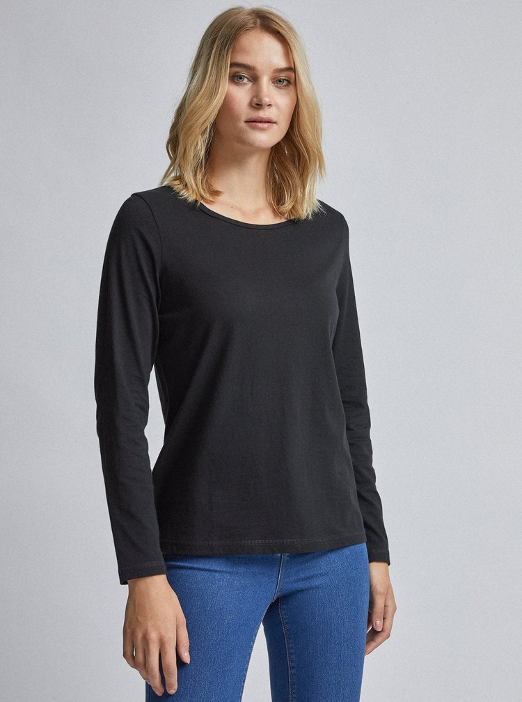Čierne dámske tričko Dorothy Perkins