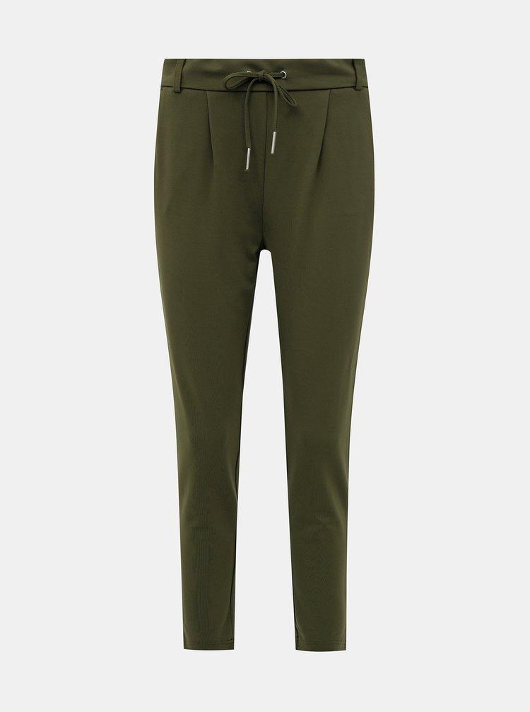 Khaki kalhoty ONLY Poptrash