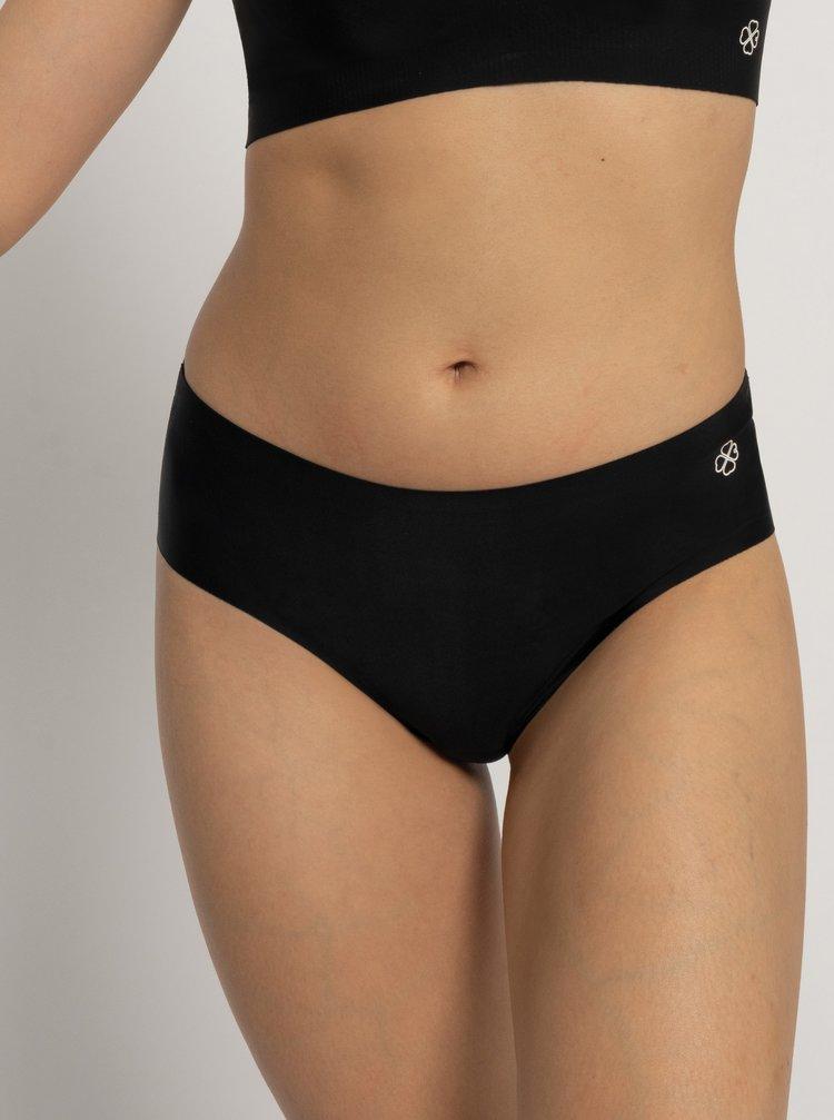 Černé bezešvé kalhotky Dorina Airlite
