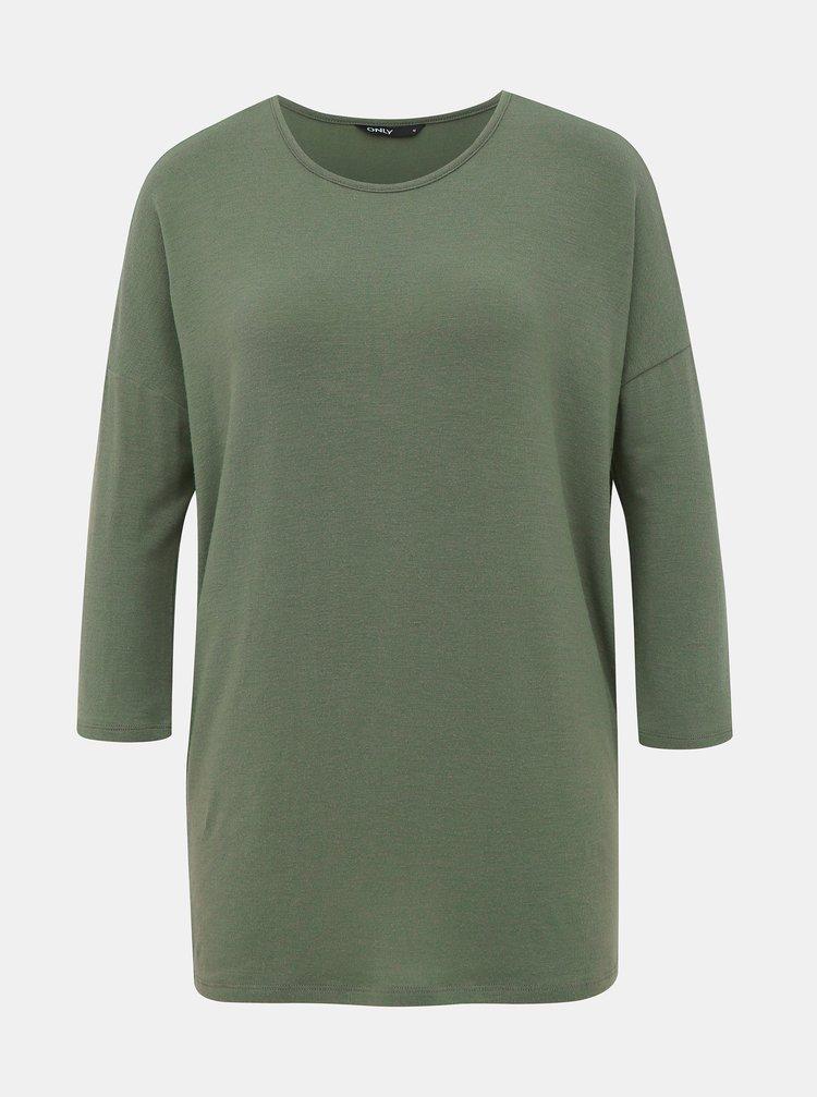 Pulovere si hanorace pentru femei ONLY - verde
