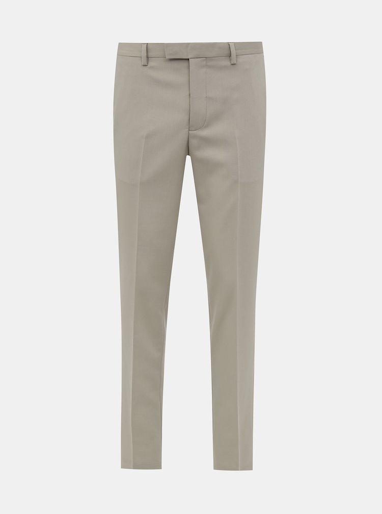 Pantaloni formali pentru barbati Jack & Jones - bej