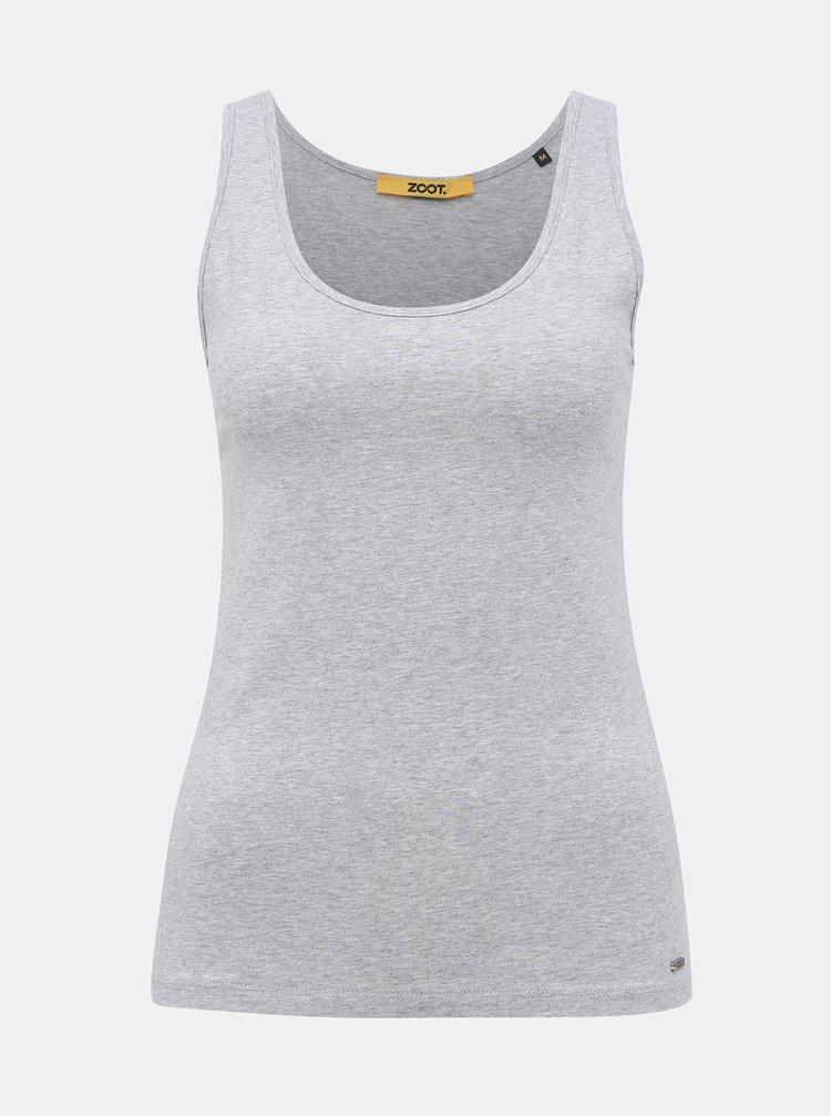 Tricouri basic pentru femei ZOOT Baseline - gri