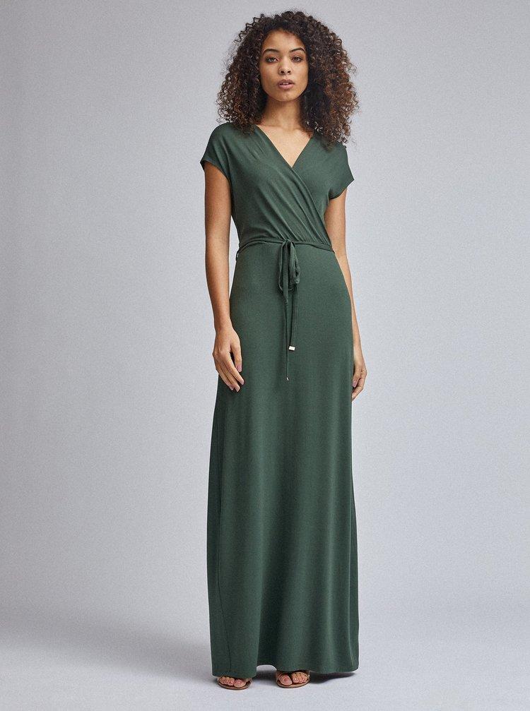 Zelené maxišaty Dorothy Perkins Tall
