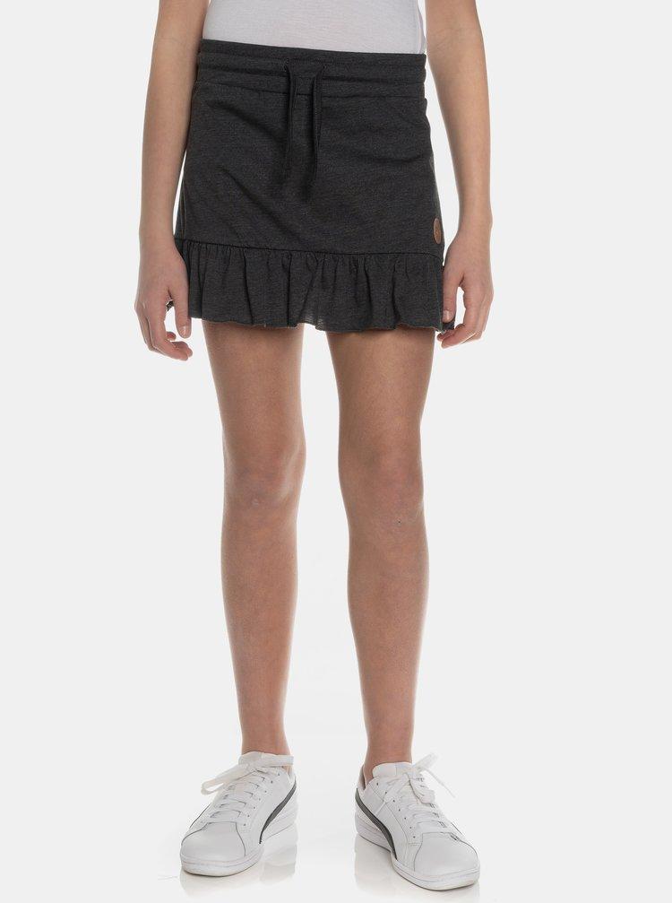 Černá holčičí sukně SAM 73