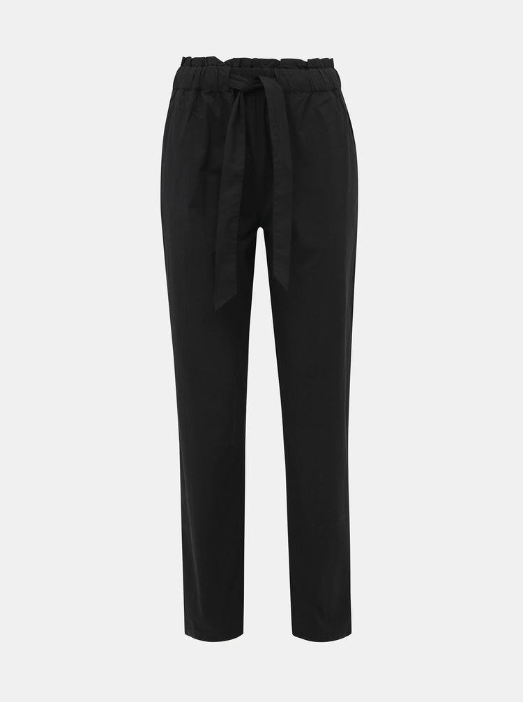 Černé kalhoty VILA