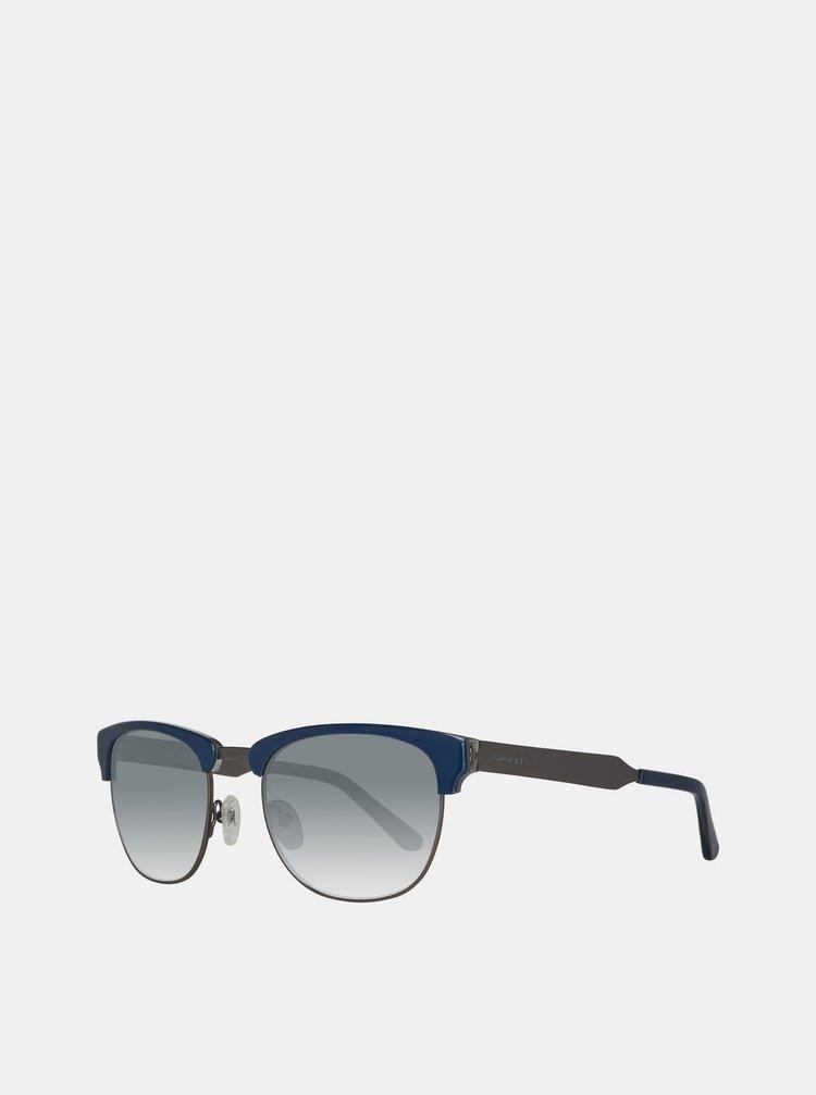 Tmavě modré sluneční brýle GANT