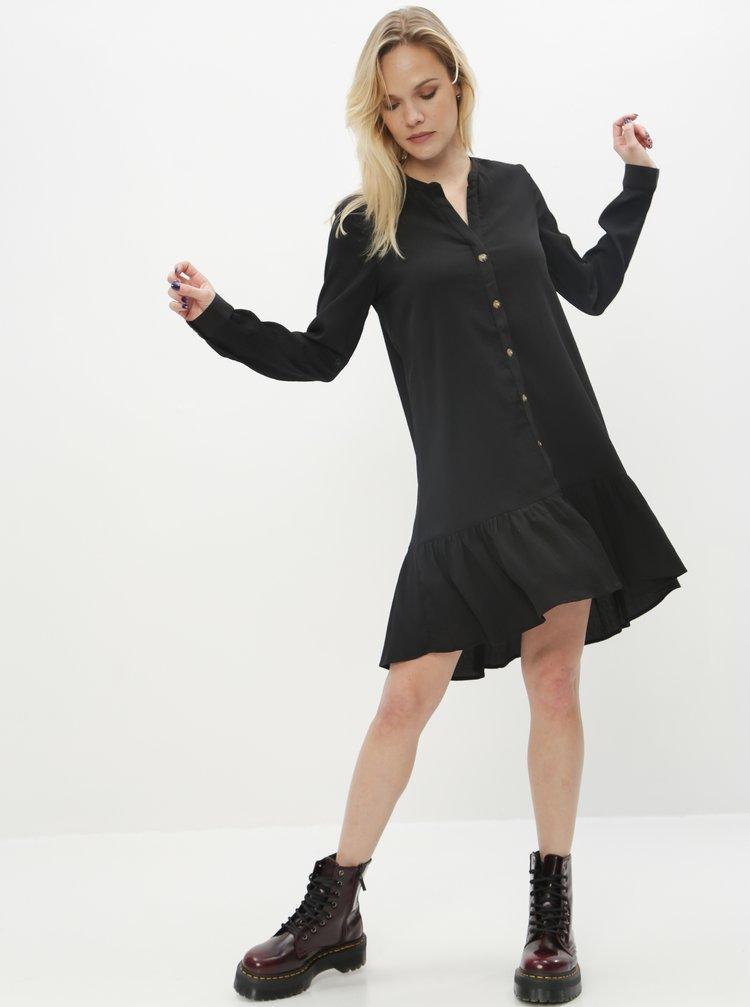 Černé šaty Noisy May Charlee