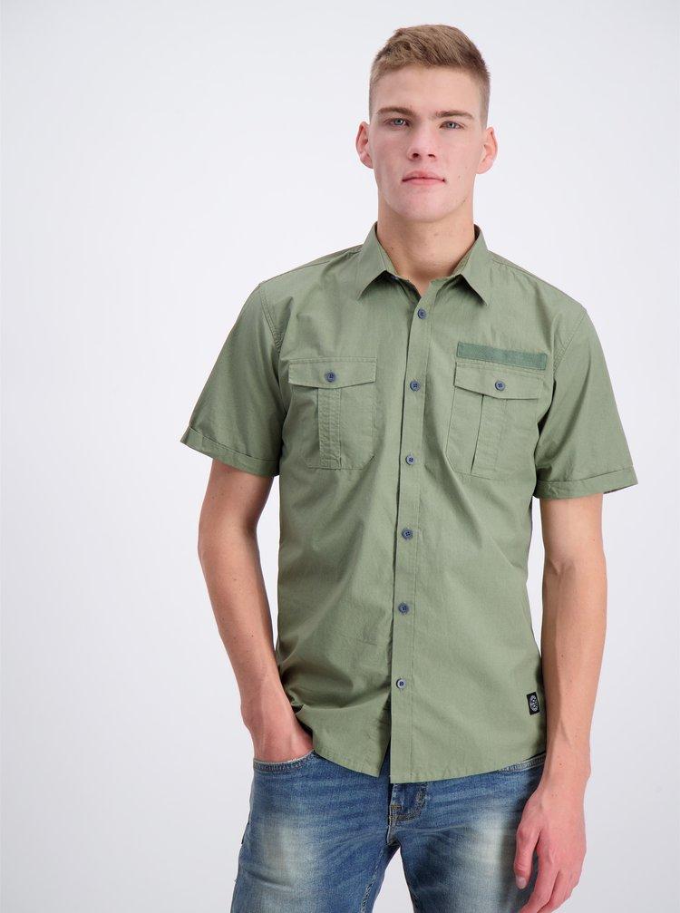Zelená košile Shine Original