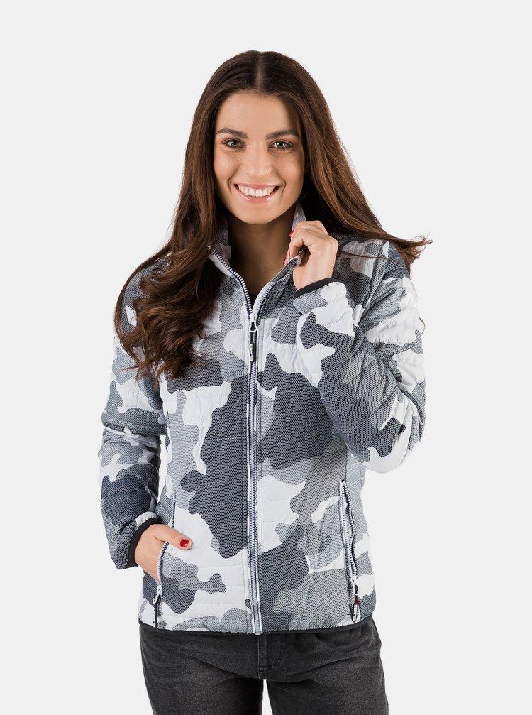 Jachete si tricouri pentru femei SAM 73 - gri deschis