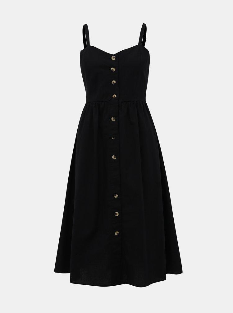 Černé šaty Haily´s Armal