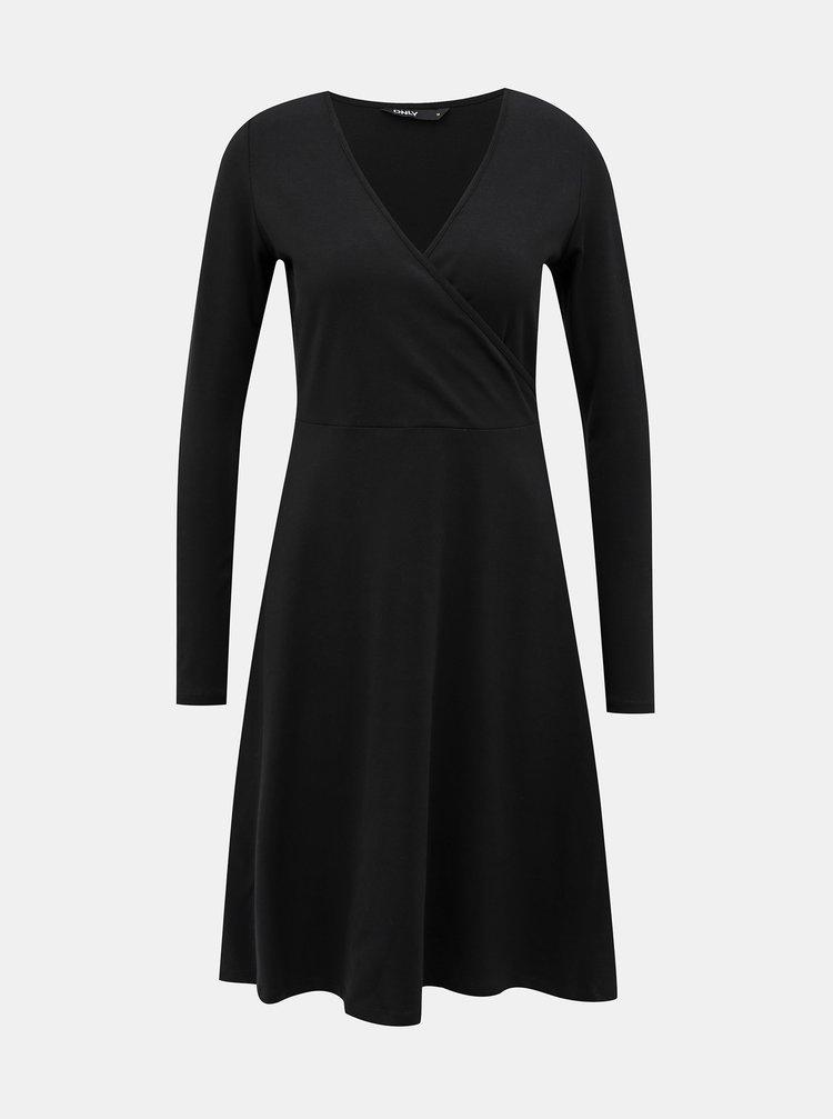 Rochii casual pentru femei ONLY - negru