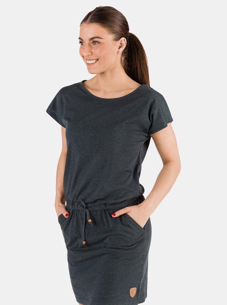 Černé dámské šaty SAM 73