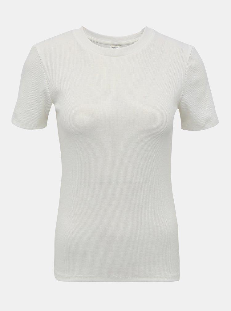 Topuri si tricouri pentru femei Jacqueline de Yong - alb