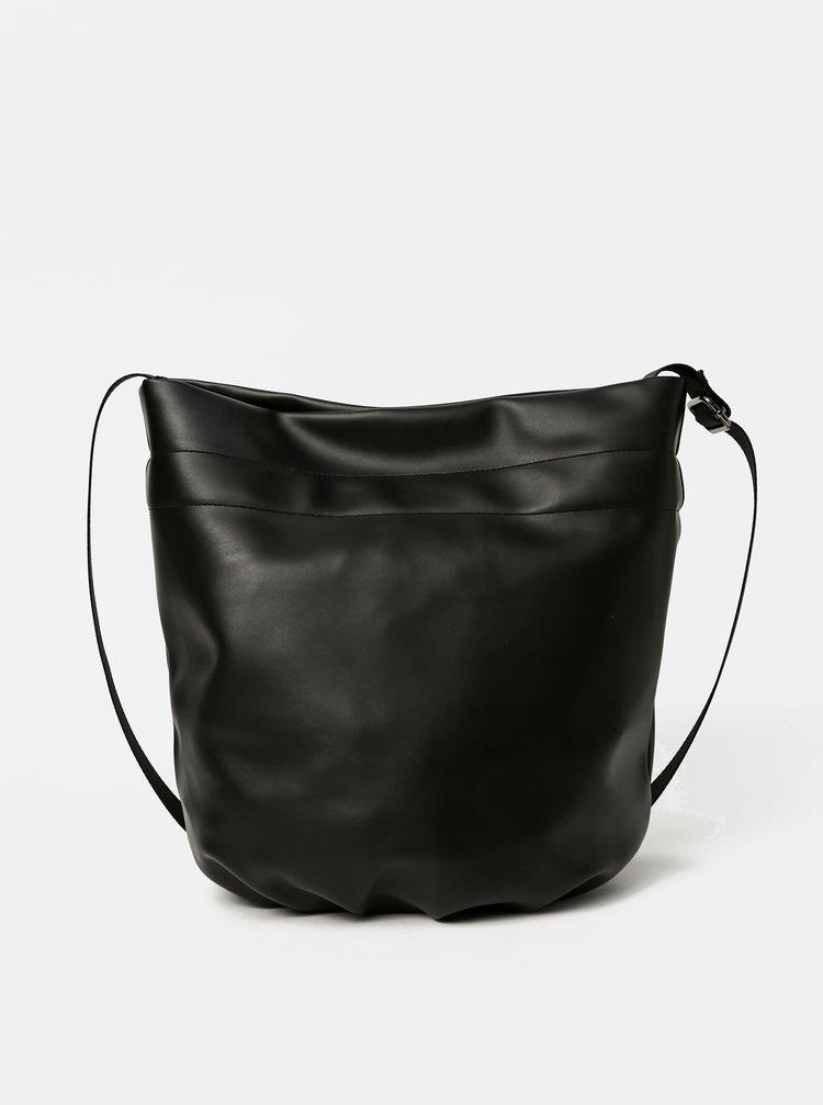 Černá kabelka Claudia Canova Alhena