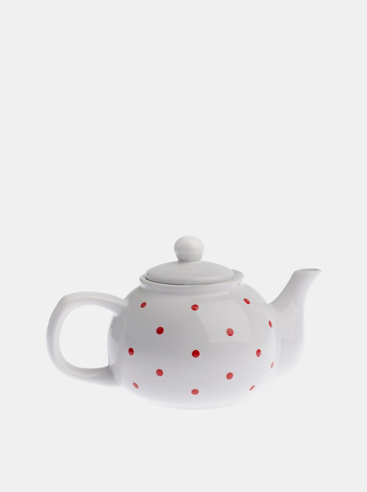 Ceai, cafea si vin Dakls - alb