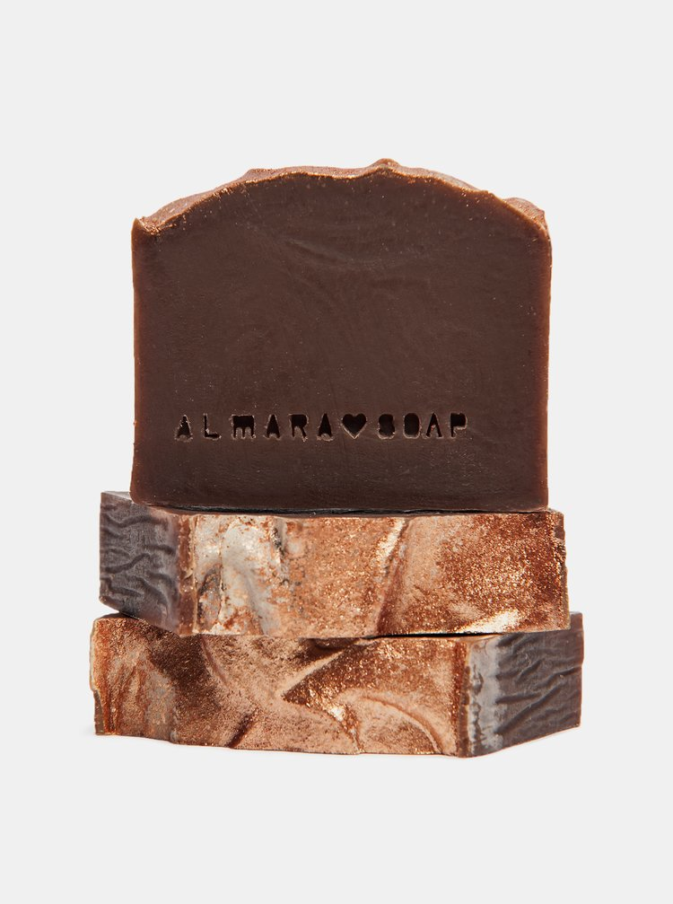 Mýdlo s vůní čokolády Almara Soap Gold Chocolate